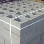 Размеры, преимущества и недостатки стеновых бетонных блоков