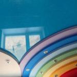 Какого цвета натяжной потолок выбрать?