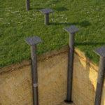 Как правильно выбрать винтовые сваи для фундамента?