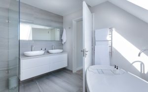 стиль для ванной комнаты